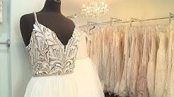 Wedding dress consignment deals
