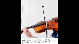 씨스타 So Cool 바이올린 악보 연주