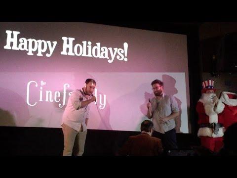 Seth Rogen & Evan Goldberg duce The First LA Screening Of