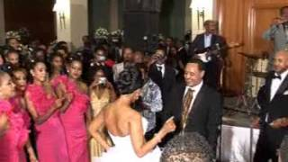 Ethiopian wedding dance Etse