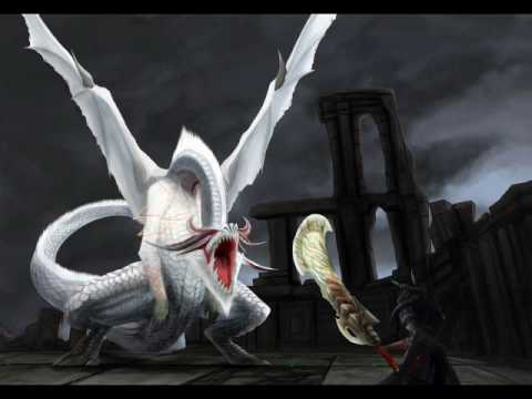 Monster Hunter Freedom Unite White Fatalis Theme