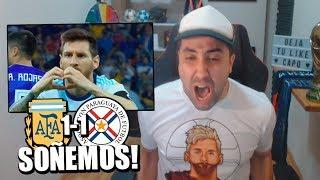 Argentina Vs Paraguay | Copa América Brasil 2019 | Reacción de un hincha