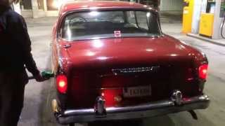 A great evening in our 1957 Rambler Rebel!