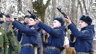 Похороны Героя России Романа Филипова