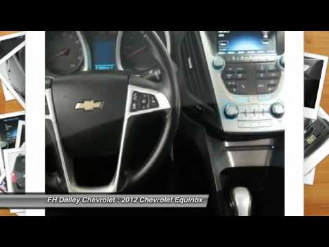 2012 Chevrolet Equinox FH Dailey Chevrolet - Bay Area - San Leandro CA 791