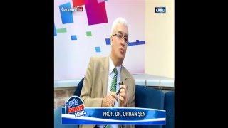 """Prof.Dr.Orhan ŞEN Çukurova Türk TV """"Burada Hayat Var"""" Programında """"BEL FITIĞI"""" Konusunu Anlatıyor"""