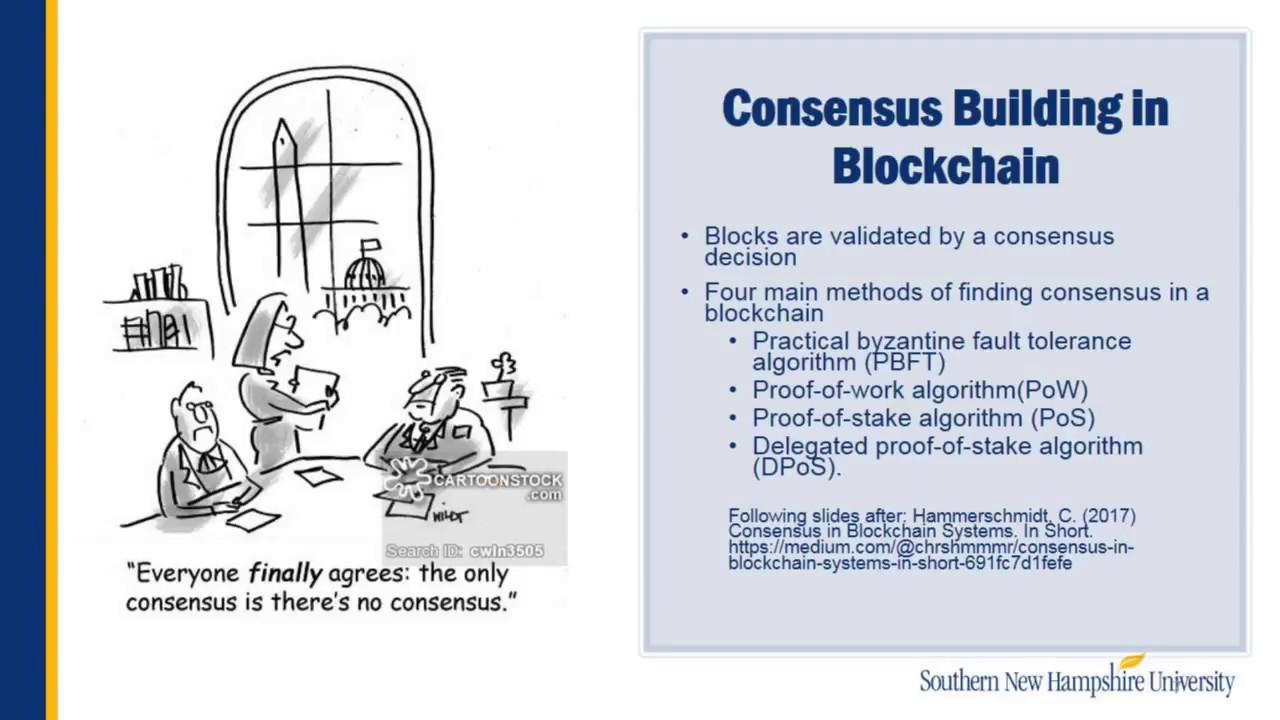 Blockchain Meetup Using Blockchain To Incrementally Establish A