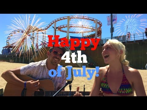 Party In The USA / American Idiot (July 4th mashup)
