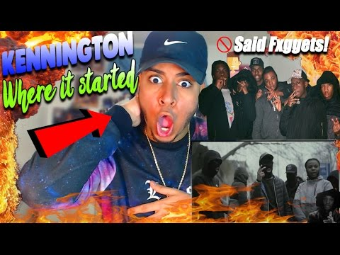 CALLED THEM FXGGETS!! Harlem Spartans - Kennington Where It Started Bis X Blanco X Active X MizorMac