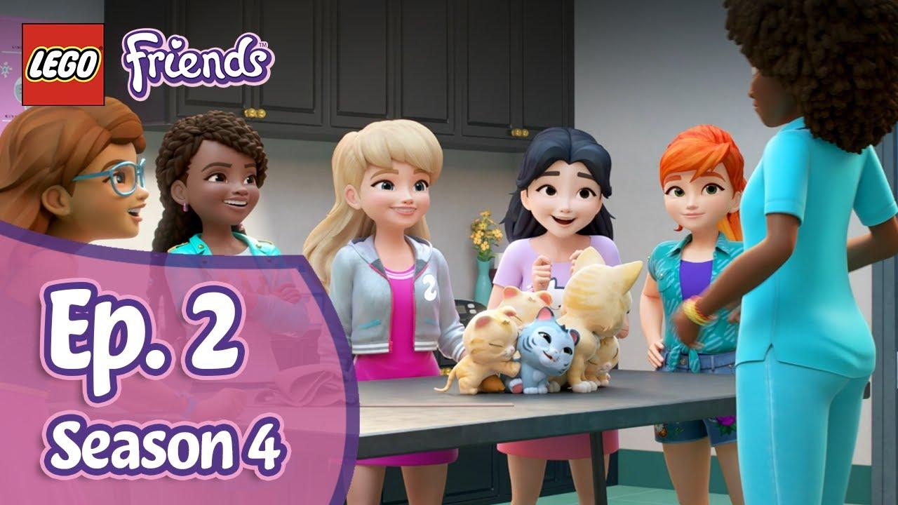 Download LEGO Friends Season 4: Girls On a Mission Episode 2: Four-Legged Friends