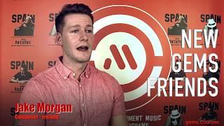 GEMS Talks 2019 · Meet Jake Morgan