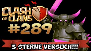 CLASH OF CLANS #289 ★ 3 STERNE FÜR DEN CW ★ Let's Play COC ★ | German Deutsch HD |