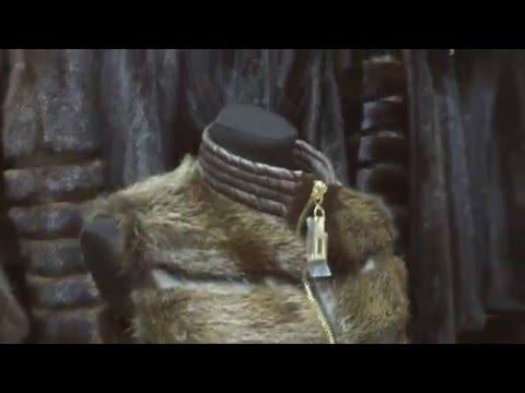 Головные уборы из натурального меха, меховые женские и