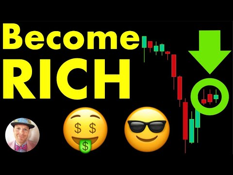 THIS SECRET BITCOIN CHART COULD MAKE YOU WEALTHY (live Btc Crypto Analysis Today Price News Ta)