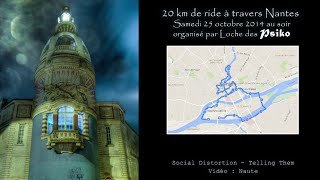 Psikocycles - Nantes By Night - 25 octobre 2014