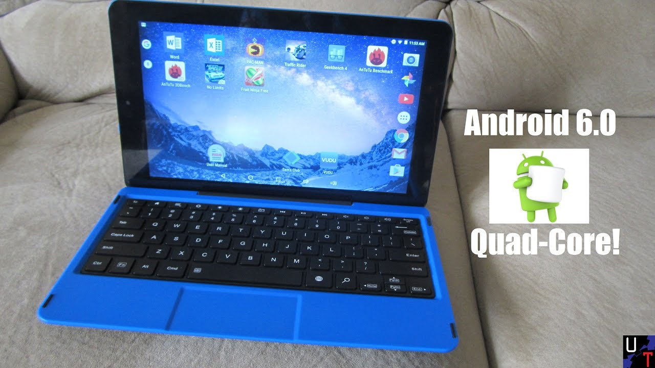 "Update: rca viking pro 10. 1"" 2-in-1 tablet 32gb quad core review."