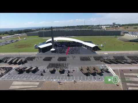 Cerimônia do Dia do Exército em Brasília