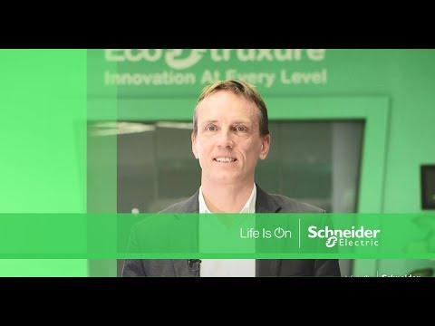 3 questions à Philippe Sauer – Innovation Summit Paris 2018 – Schneider Electric