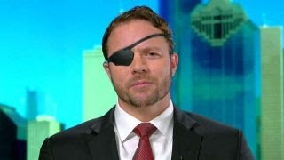 Wounded Navy SEAL from Texas makes bid for Congress