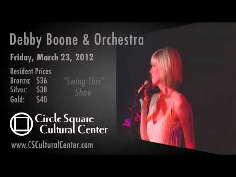 """Debby Boone & Orchestra """"Swing This"""" Show"""