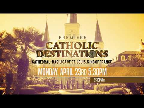Cathedral Basilica of St. Louis -  New Orleans | Catholic Mass