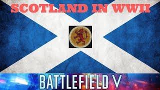 SCOTLAND IN WWII, WITH FINNTROLL 1984 (BATTLEFIELD V) *creator: Jeff Wijns*
