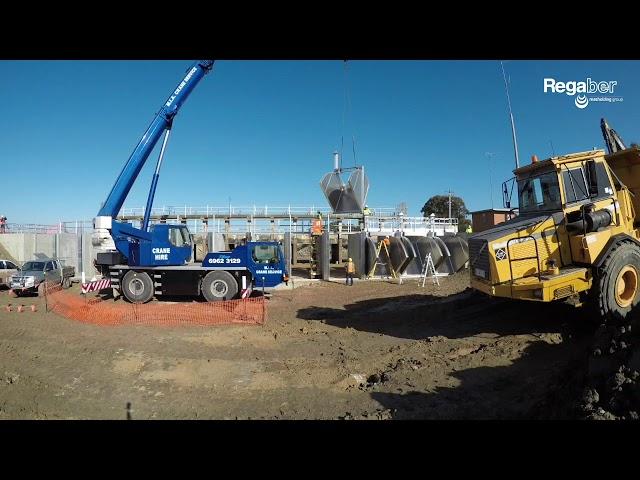 Referencias · FlumeGate® - Regulador de Roaches en Murrumbidge Irrigation (Australia)