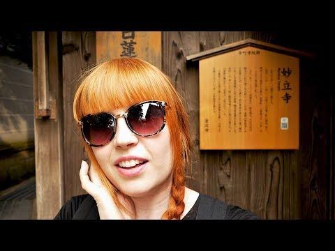 Ninjatemppelissä ★ KANAZAWA, JAPANI