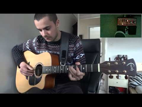 Pretty Lights - Finally Moving (Joel Ramsay Acoustic Cover - BOSS RC-30)