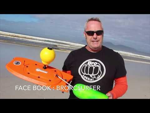 Surf Bait Boat