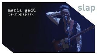 maria gadú - guelã ao vivo - tecnopapiro [vídeo oficial]