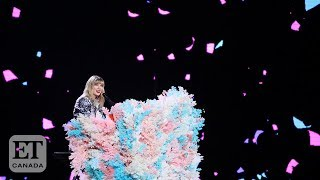 Taylor Swiftand39s Colourful Performance In Shanghai