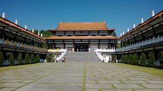 Templo Zu Lai - Monastério Fo Guang Shan - Cotia/SP