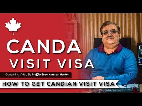 Canada Visit Visa 2020 || Visit Visa Of Canada || How To Get Canada Visit Visa