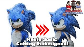 Movie Sonic Getting Redesigned After Backlash