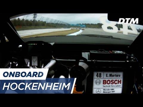 DTM Hockenheim 2017 - Edoardo Mortara (Mercedes-AMG C63 DTM) - RE-LIVE Onboard (Race 2)