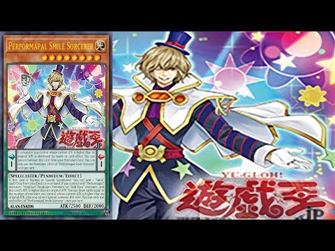 YGOPRO Deck Performapal Smile Sorcerer 2019 - YGOPRO 3laa - Video