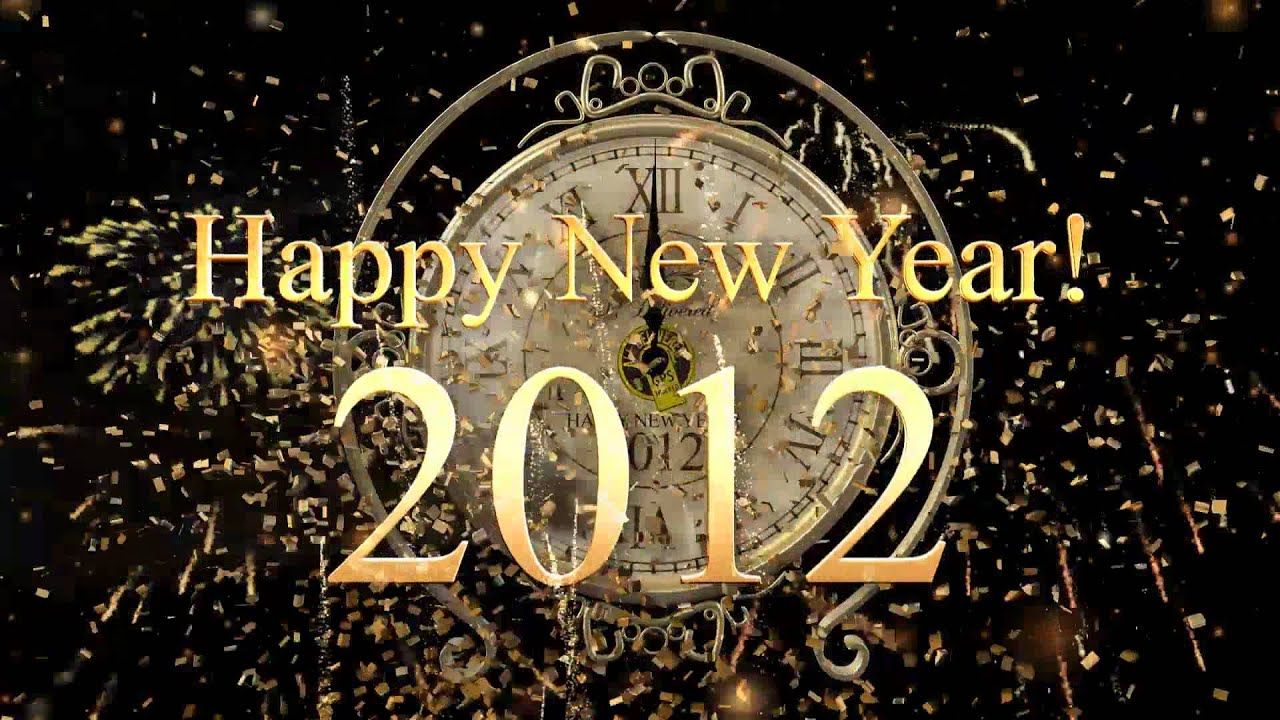 happy new year from all delivered 2012