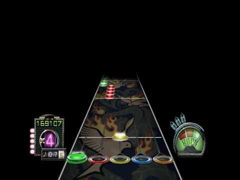 Joe Stump - Night of the Living Shred 309k 5* Guitar Hero 3 Custom (GH3)