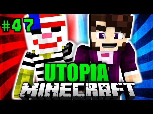EINBRUCH bei IVAN?! - Minecraft Utopia #047 [Deutsch/HD]