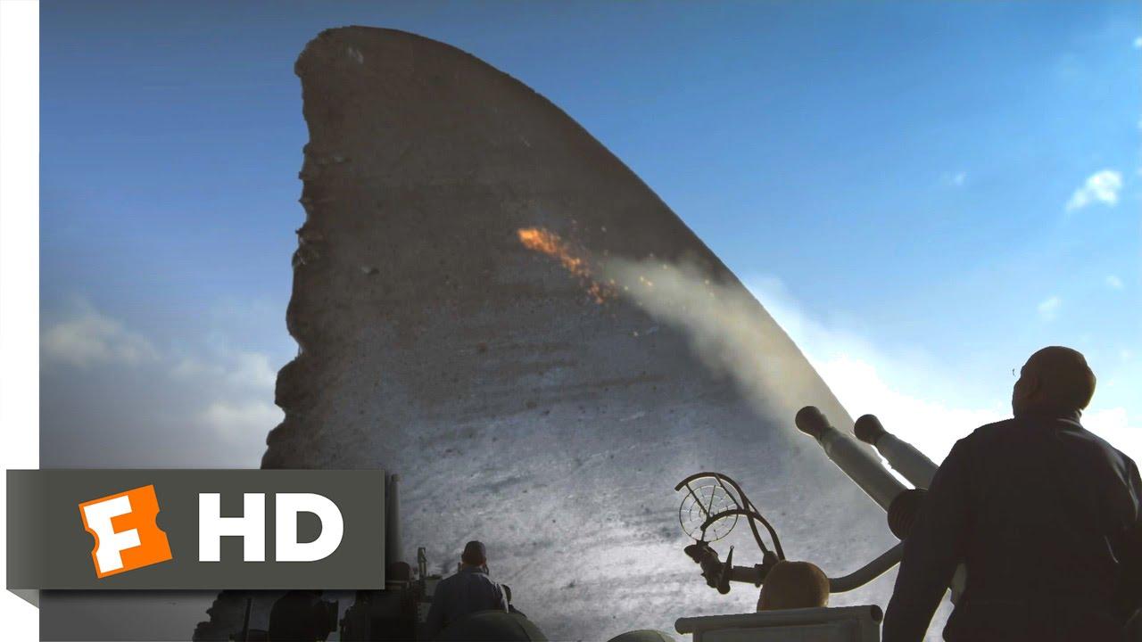 Download Mega Shark vs. Crocosaurus (1/10) Movie CLIP - Shark Sinks Ship (2010) HD