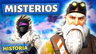 Mysteries In History And The Map Of Season 7 - Fortnite Secrets