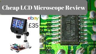The  ebay £35 Digital LCD Micr…