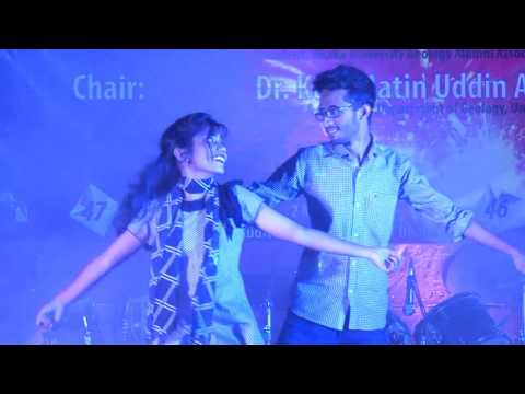 Ichchey Manush by Shohan & Raha || Freshers Reception and Farewell 2017