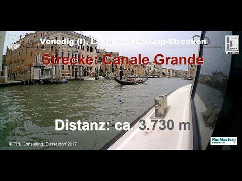 "TPLC ... Sport-Activity-Frame - Venezia (I), ""Canale Grande"""