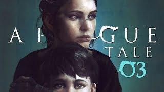 A Plague Tale: Innocence (PL) #3 - Laurentius (Gameplay PL / Zagrajmy w)