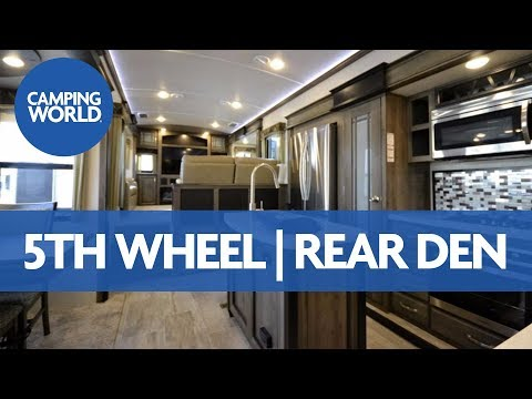 2018 Montana 3791RD | Luxury Fifth Wheel - RV Review: Camping World
