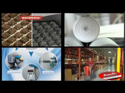 Janitorial Supplies Eastern Illinois | Cleaning Products Illinois | Floor Scrubbers Illinois