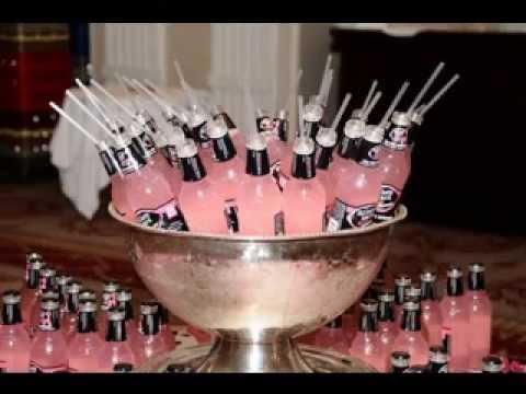 Bachelorette Party Drink Ideas