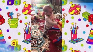 Сыну 1 годик!Лучшее поздравление на День Рождения!
